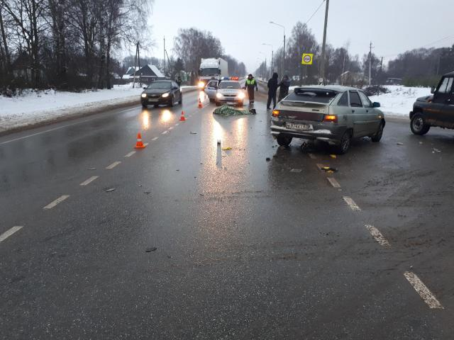 В Смоленской области водителю, насмерть сбившему женщину, грозит пять лет колонии