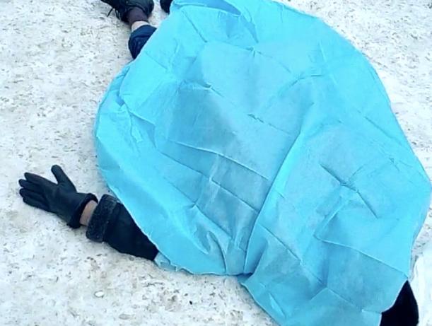 В Смоленске на улице обнаружили труп