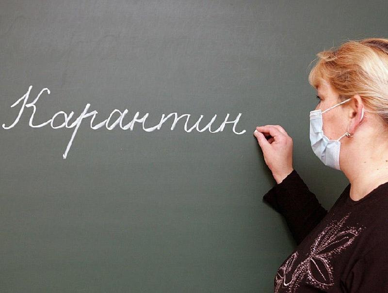 Школа в Вязьме и несколько классов в Смоленске ушли на карантин