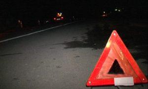 «Мужчина шел по дороге». Ночью на трассе М1 в Смоленской области пешеход попал под колеса фуры