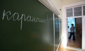 В Смоленской области на карантин закрыли школу