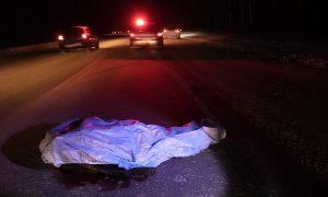 В Смоленской области пешеход погиб, попав под колеса двух авто