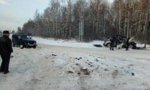 Женщина и девочка пострадали в ДТП на трассе М1 в Смоленской области