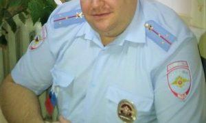 В Смоленской области полицейский спас мужчину