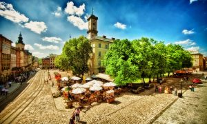 Развитие туристической отрасли на территории Украины