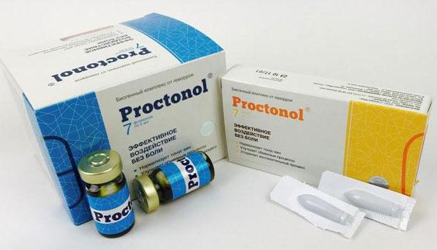 Proctonol – средство против геморроя
