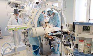 В прошлом году более 6 тысяч смолян получили высокотехнологичную медицинскую помощь