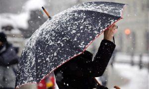 «Мокрый снег с дождем и ветер». Какая погода ждет смолян 18 января