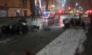 «Летел очень быстро». В Смоленске ищут свидетелей ДТП, в котором один человек погиб и шестеро пострадали
