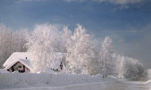 Какая погода ждет смолян 23 января