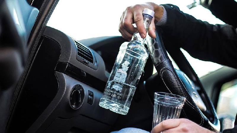 Пьяного водителя, лишенного прав, задержали в Смоленской области