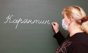 В Смоленске в 10 школах объявлен карантин