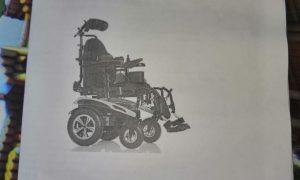«Милосердие» помогло смолянину собрать деньги на инвалидную коляску с электроприводом