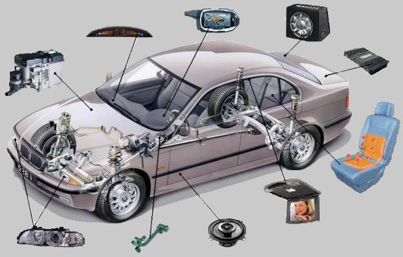 Установка дополнительного оборудования на автомобиль