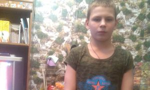 В Смоленске многодетной маме нужна помощь в лечении сына