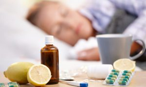 В Смоленской области продолжает расти количество заболевших гриппом и ОРВИ