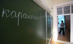 В Смоленске на карантин закрыты шесть школ