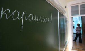 В Смоленске карантин объявлен в 22 школах