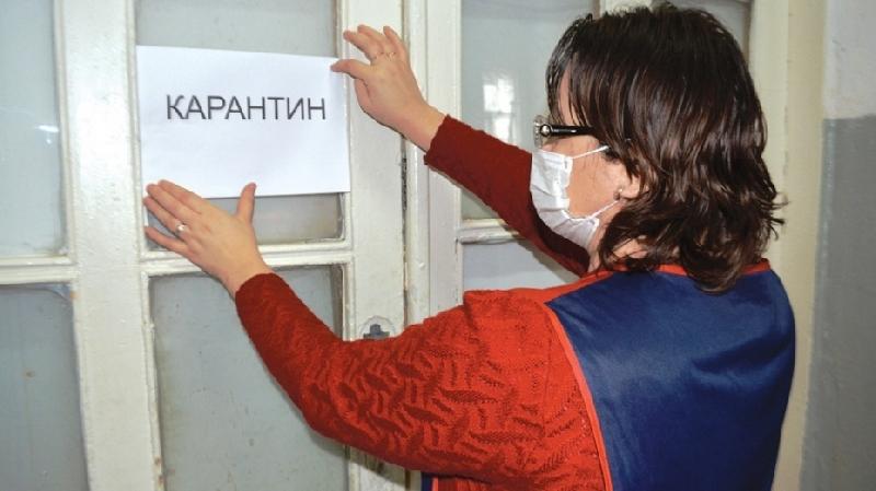 В Смоленске на внеплановых каникулах находятся 4600 учеников