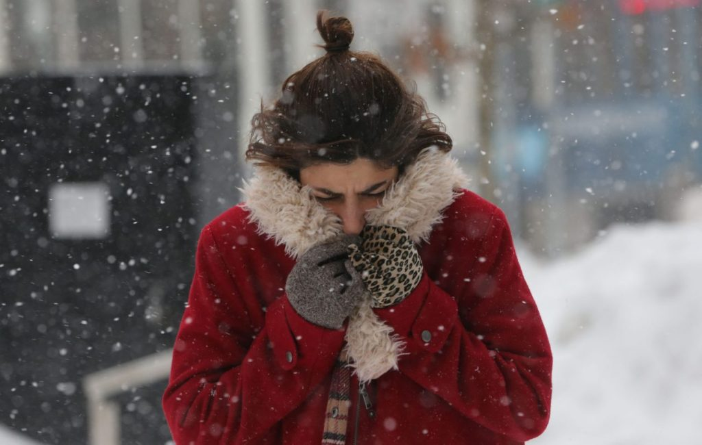 В Смоленской области похолодает до — 13 °С