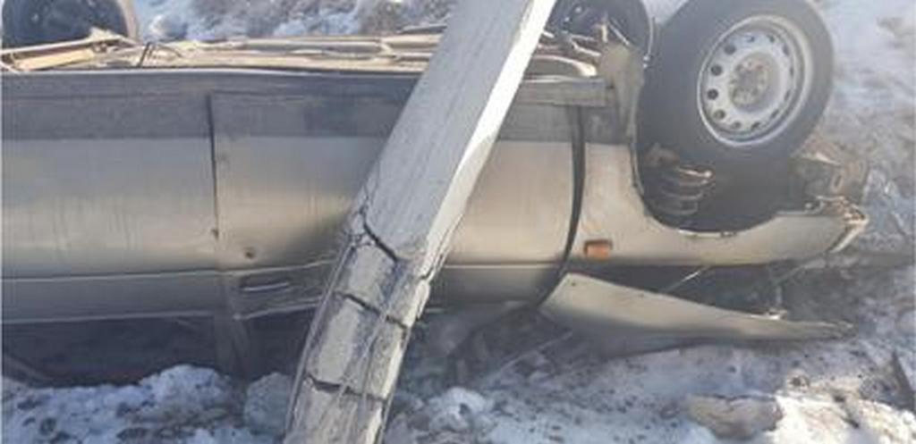 В ГИБДД рассказали о смертельной аварии под Смоленском