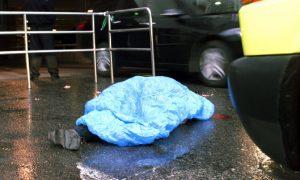 В Смоленске на улице нашли труп мужчины