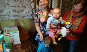 «У малышки серьезный диагноз». «Милосердие» собирает помощь для смоленской семьи
