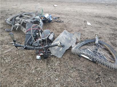 В Смоленске велосипедист попал под колеса «Лады»