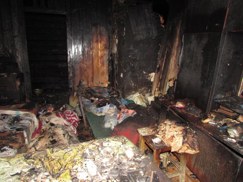 «В огне сгорели мужчина и женщина». Суд вынес приговор смолянину, убившему двух человек
