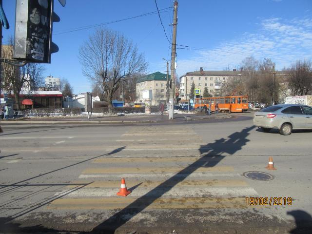 «Пешеход шел на «красный». Стали известны подробности ДТП в Смоленске, в котором пострадал школьник