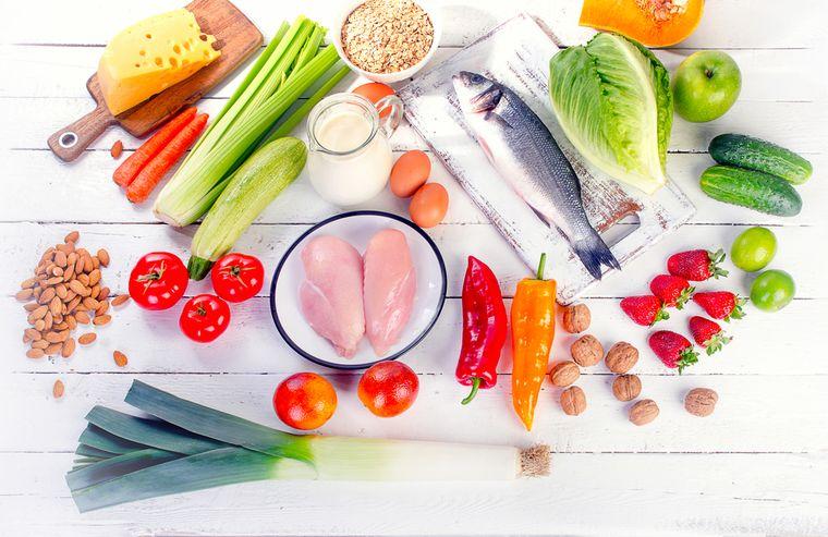 Разноцветная диета: похудеть здоровым образом