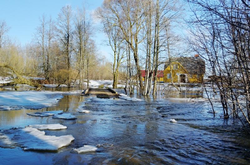 «Потопа в Смоленской области не ожидается, но силы МЧС приведены в боевую готовность»