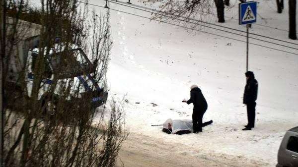 «Он жил неподалеку». Труп мужчины нашли в Смоленске