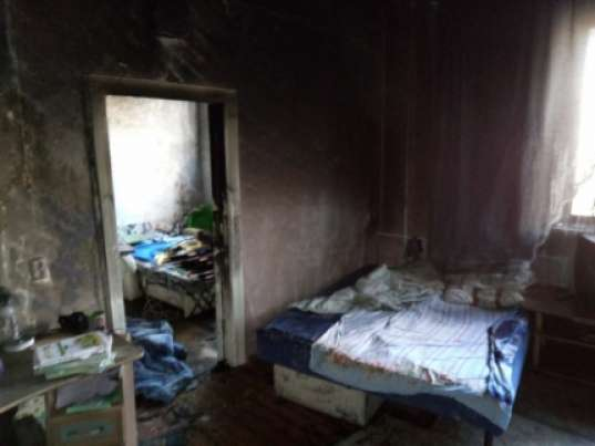 «Мужчина пострадал». В Смоленской области эвакуировали жильцов пятиэтажки из-за пожара