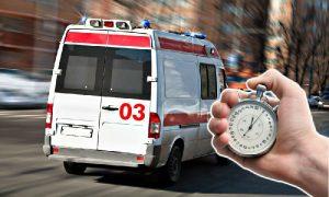 В Смоленске больше нет скорой помощи?