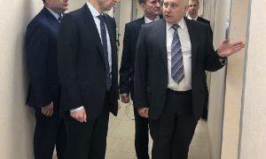 Полпред Президента и губернатор Смоленской области посетили Центр аккредитации СГМУ