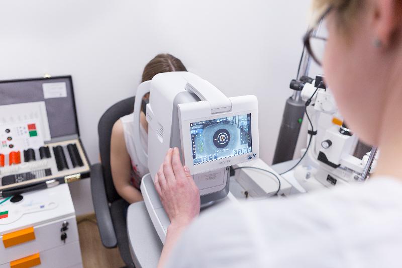 В Смоленске стартует программа по бесплатной проверке зрения