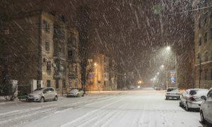 Метель и гололедица. Синоптики рассказали о погоде в Смоленске на ближайшую среду