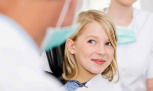 Сохранение здоровья зубов у детей