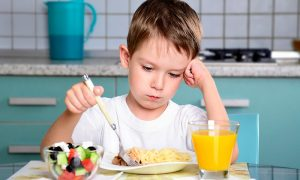 Как правильно накормить школьника