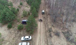 К поиску пропавшего в смоленских лесах подростка подключили водолазов