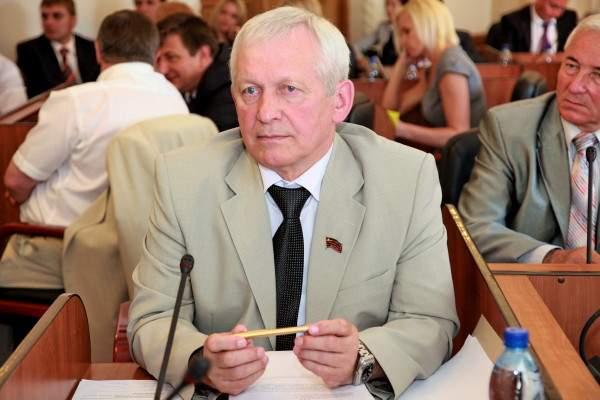 Вице-спикер Смоленской областной Думы госпитализирован в Москве