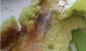 Смолянка отравилась купленным плесневелым тортом