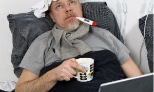 В Смоленской области повысилась заболеваемость гриппом и ОРВИ