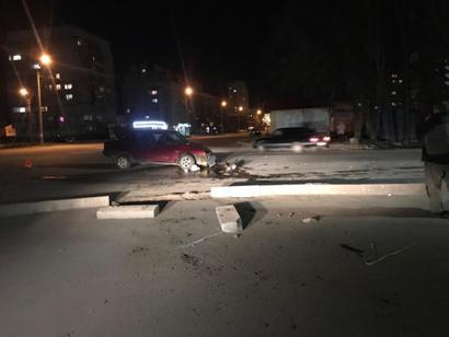 В Рославле произошло серьёзное ДТП с двумя пострадавшими