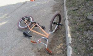 Иномарка сбила юного велосипедиста в центре Смоленска