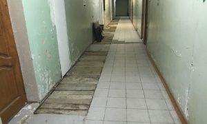 Смоленские активисты контролируют ремонт сгоревшей больницы
