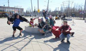 В Смоленске отметили Всемирный день здоровья