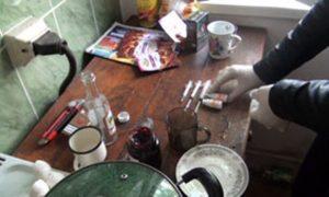 «И грянул «Гром» В Смоленске бойцы задержали организатора наркопритона, который не мог жить без «крокодила»