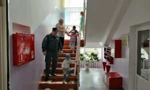 В Смоленской области эвакуировали 3 соцучреждения